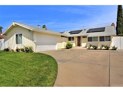 Canoga Park Single Family Home For Sale: 21025 Blythe Street