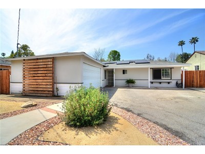 Woodland Hills Single Family Home For Sale: 6719 Glade Avenue