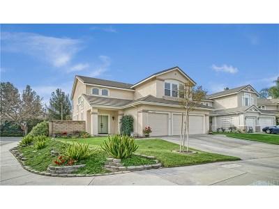 Valencia Single Family Home For Sale: 23632 Clearidge Drive