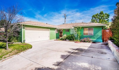 Canyon Country Single Family Home For Sale: 19837 Larbert Street