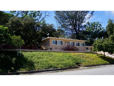 Thousand Oaks Single Family Home For Sale: 3152 Foothill Drive