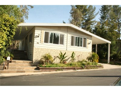 Calabasas Single Family Home For Sale: 23777 Mulholland Highway #145