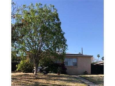 Single Family Home For Sale: 14915 Sandra Street