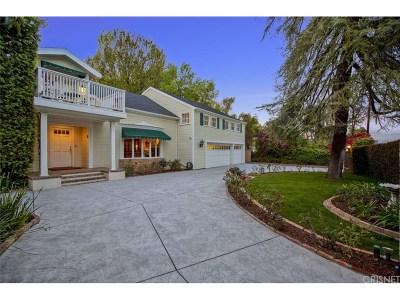 Tarzana Single Family Home For Sale: 5167 Mecca Avenue
