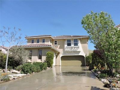 Palmdale Single Family Home For Sale: 37112 Pergola Terrace