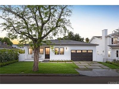 Encino Single Family Home For Sale: 16759 Otsego Street