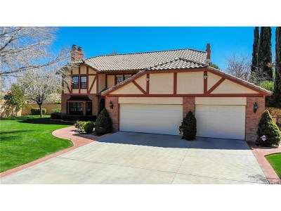 Lancaster Single Family Home For Sale: 2704 Brentwood Drive