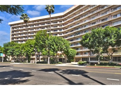 Los Angeles Condo/Townhouse For Sale: 100 South Doheny Drive #319
