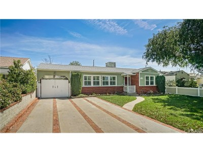 Burbank Single Family Home For Sale: 348 North Lincoln Street