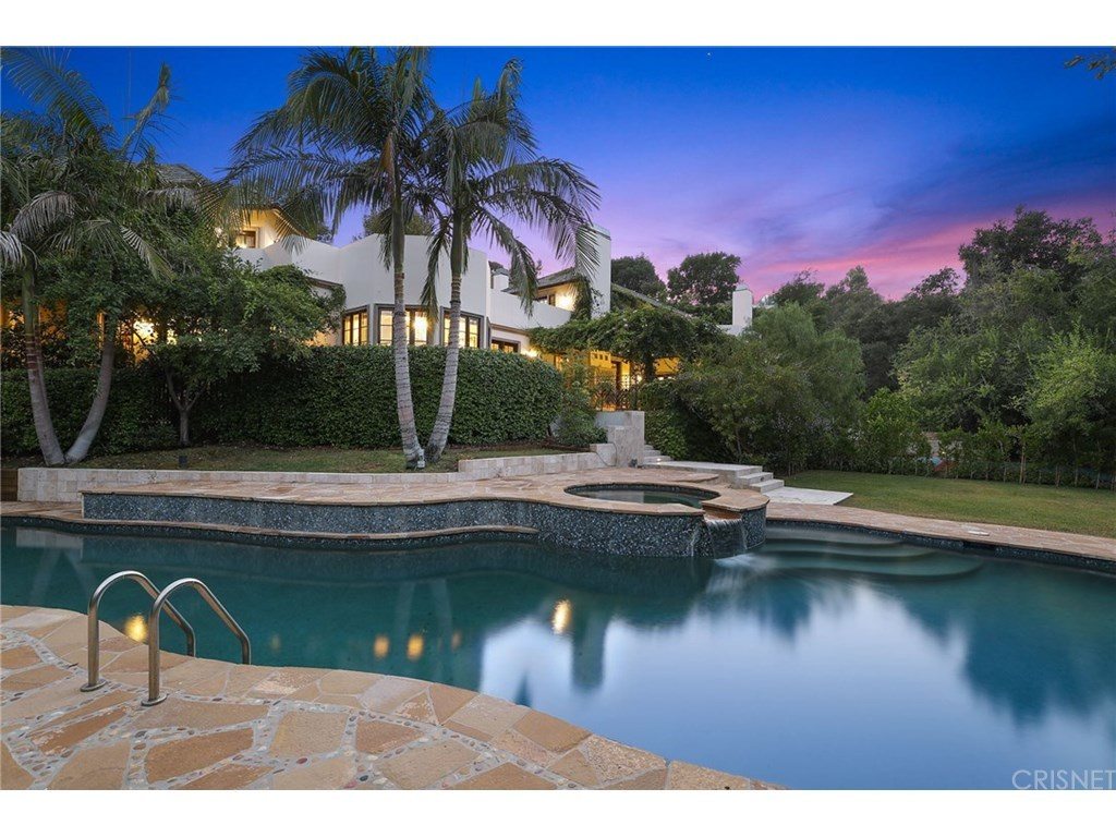 6 bed / 6 full, 2 partial baths Home in Brentwood for $6,499,000
