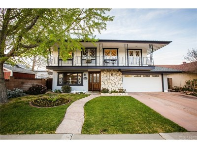 Canyon Country Single Family Home For Sale: 19643 Delight Street