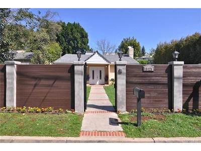Single Family Home For Sale: 15129 Hartsook Street