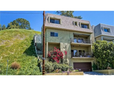 Woodland Hills Single Family Home For Sale: 5022 Don Pio Drive