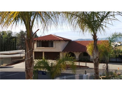 Woodland Hills Single Family Home For Sale: 4660 Burgundy Road