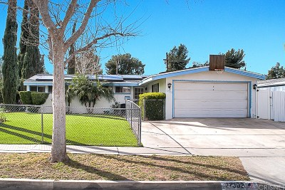 Canyon Country Single Family Home For Sale: 27303 Dewdrop Avenue