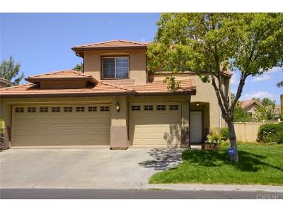Canyon Country Single Family Home For Sale: 19813 Blackbird Lane