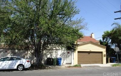 Los Angeles Single Family Home For Sale: 5115 Aldama Street