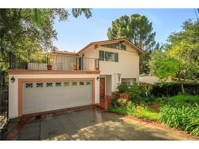 Woodland Hills Single Family Home For Sale: 4445 Saltillo Street
