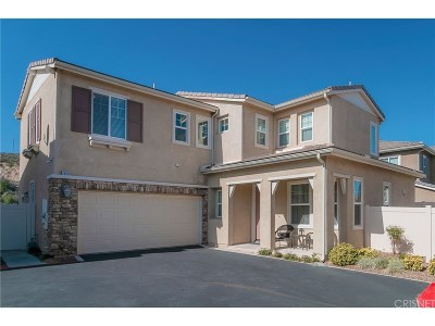 Los Angeles County Single Family Home For Sale: 26059 Redhawk Place