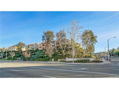 Canyon Country Condo/Townhouse For Sale: 18106 Erik Court #575