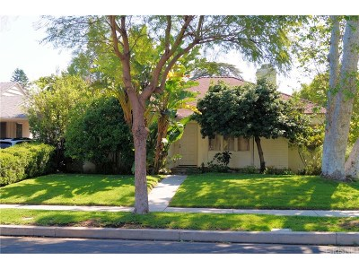 Studio City Single Family Home For Sale: 4270 Camellia Avenue