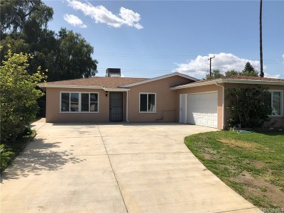 Simi Valley Single Family Home For Sale: 1477 Pride Street
