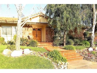 West Hills Single Family Home For Sale: 7940 Sadring Avenue