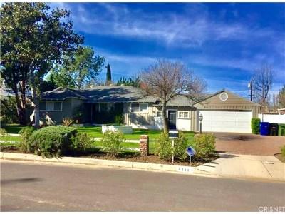 Tarzana Single Family Home For Sale: 5211 Veloz Avenue