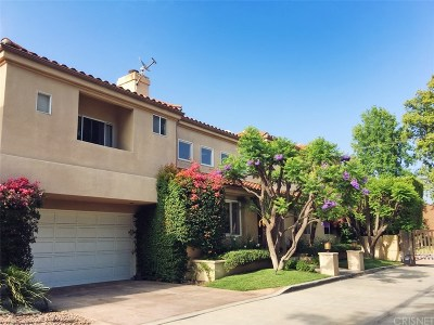 Encino Single Family Home For Sale: 16503 Esprit Lane