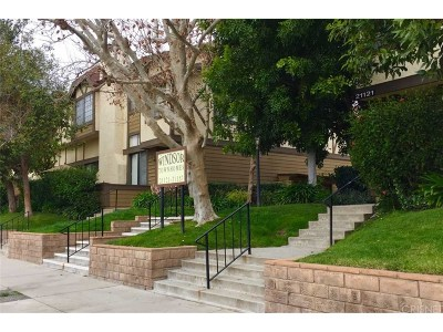 Chatsworth Condo/Townhouse For Sale: 21125 Lassen Street #5