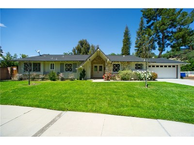 Woodland Hills Single Family Home For Sale: 4611 Willens Avenue
