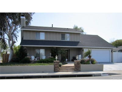 Saugus Single Family Home For Sale: 20804 Shine Drive