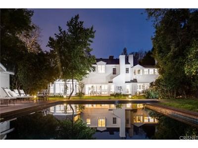 Toluca Lake Single Family Home For Sale: 10517 Sarah Street