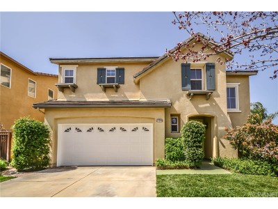 Canyon Country Single Family Home For Sale: 27215 Marlewood Point Court