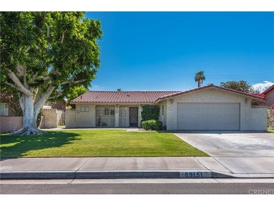 Cathedral City Single Family Home For Sale: 69151 Baristo Road