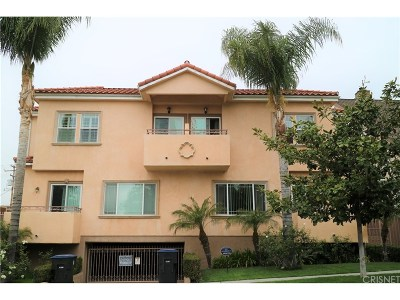Burbank Condo/Townhouse For Sale: 631 East Magnolia Boulevard #103