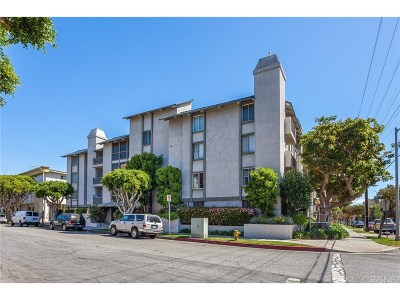 Playa Del Rey Condo/Townhouse For Sale: 8740 Tuscany Avenue #209