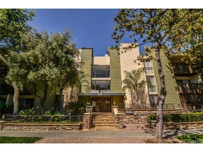 Los Angeles Condo/Townhouse For Sale: 525 South Ardmore Avenue #336