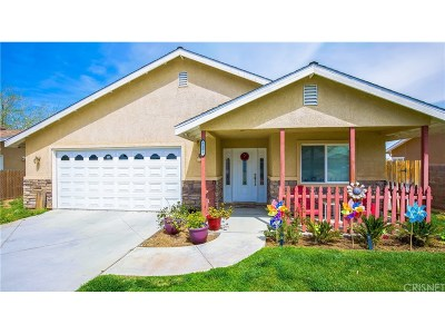 Lancaster Single Family Home For Sale: 5115 West Avenue L10