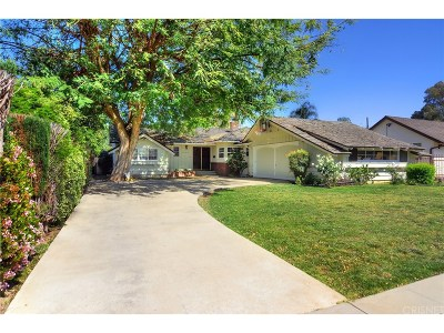 Tarzana Single Family Home For Sale: 5846 Cahill Avenue