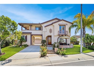 Thousand Oaks Single Family Home For Sale: 1410 White Feather Court