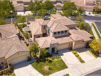 Valencia Single Family Home For Sale: 23765 Walnut Creek Court