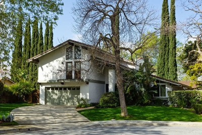 Westlake Village Single Family Home For Sale: 3005 Adirondack Court