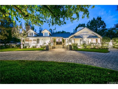 Single Family Home For Sale: 5488 Round Meadow Road