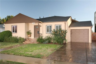 Encino Single Family Home For Sale: 17434 Tiara Street