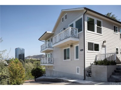 Hollywood Hills Rental For Rent: 3907 Fredonia Drive