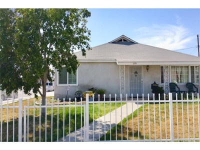 Burbank Single Family Home For Sale: 2201 North Brighton Street