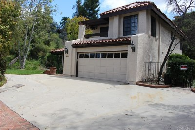 Westlake Village Single Family Home For Sale: 2104 Glastonbury Road