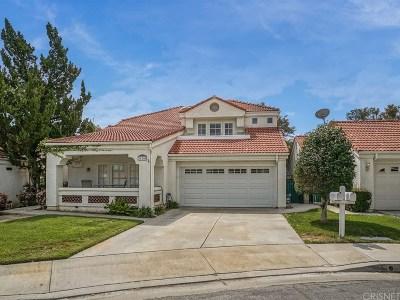 Valencia Single Family Home For Sale: 24340 Taranto Avenue