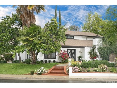 West Hills Single Family Home For Sale: 6702 Corie Lane